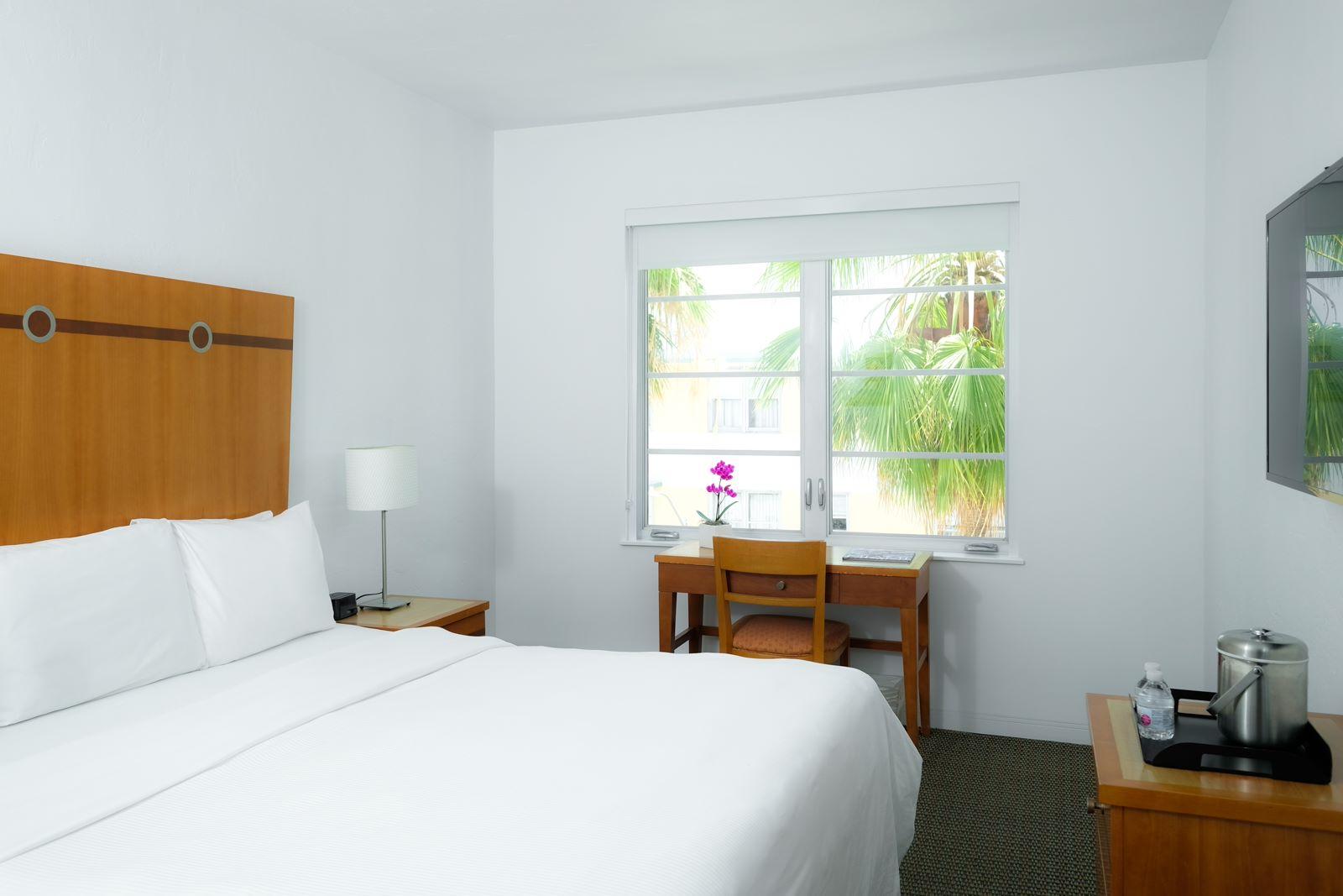 South Beach Partial View Queen Room